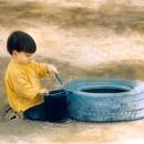 Jugando con la arena