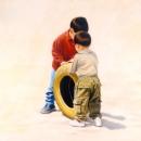 Jugando con la rueda