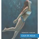 cartel expo caja de agua