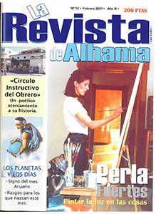revista de alhama